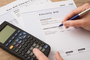 can utility bills be discharged in bankruptcy